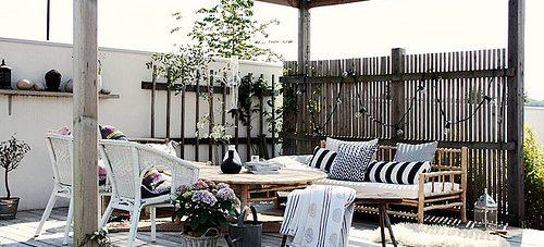 Decorar Una Terraza Con Estilo Nórdico Consultas Deco