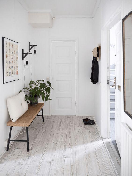 decorar recibidor de estilo nrdico 3 ideas consultas deco - Ideas Recibidor