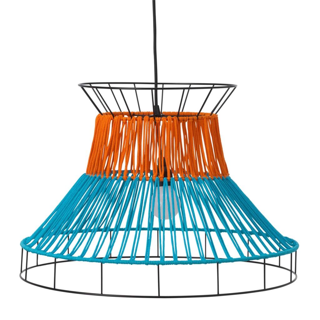 Decorar terrazas con estilo nórdico lámparas de exterior