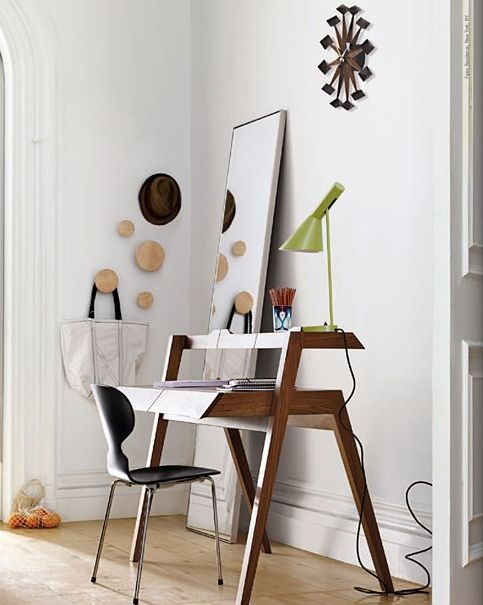 Ant Chair en zona de trabajo