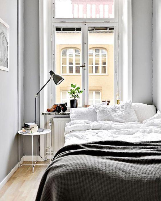 C mo iluminar un dormitorio de estilo n rdico consultas - Deco estilo nordico ...