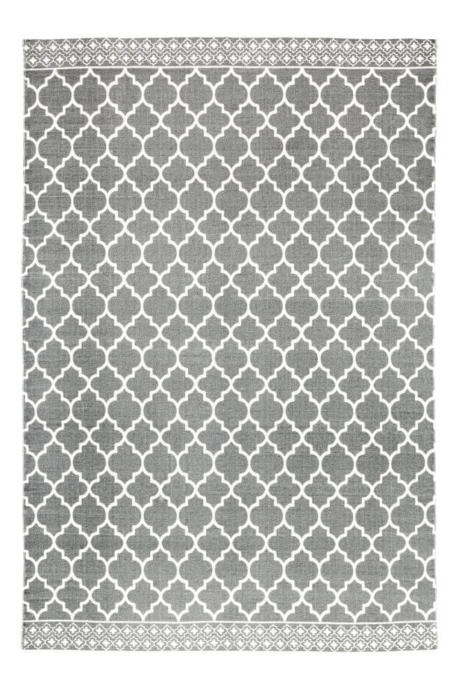 alfombra de algodón recibidor nórdico