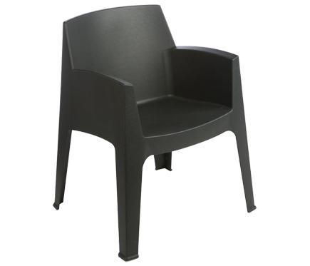 compras de jardín silla de resina