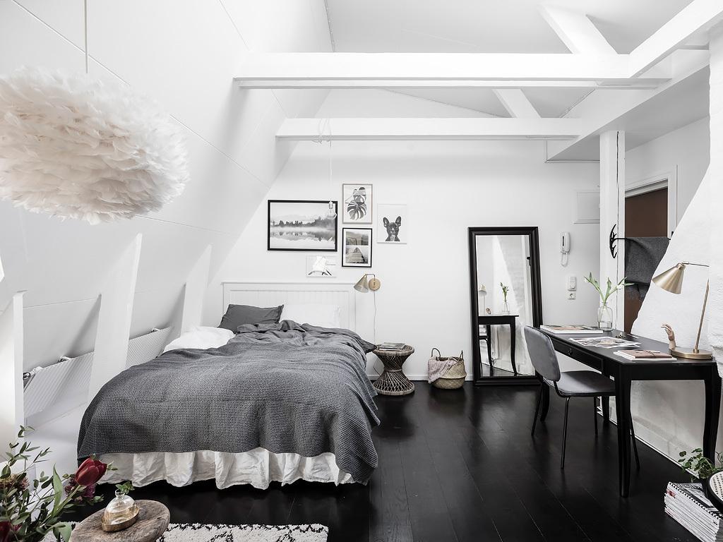 Home Tour Nórdico dormitorio