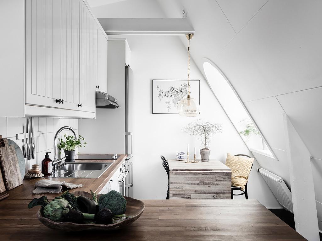 Home Tour nórdico cocina