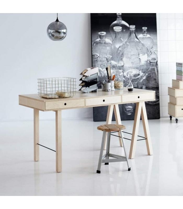 muebles nórdicos escritorio