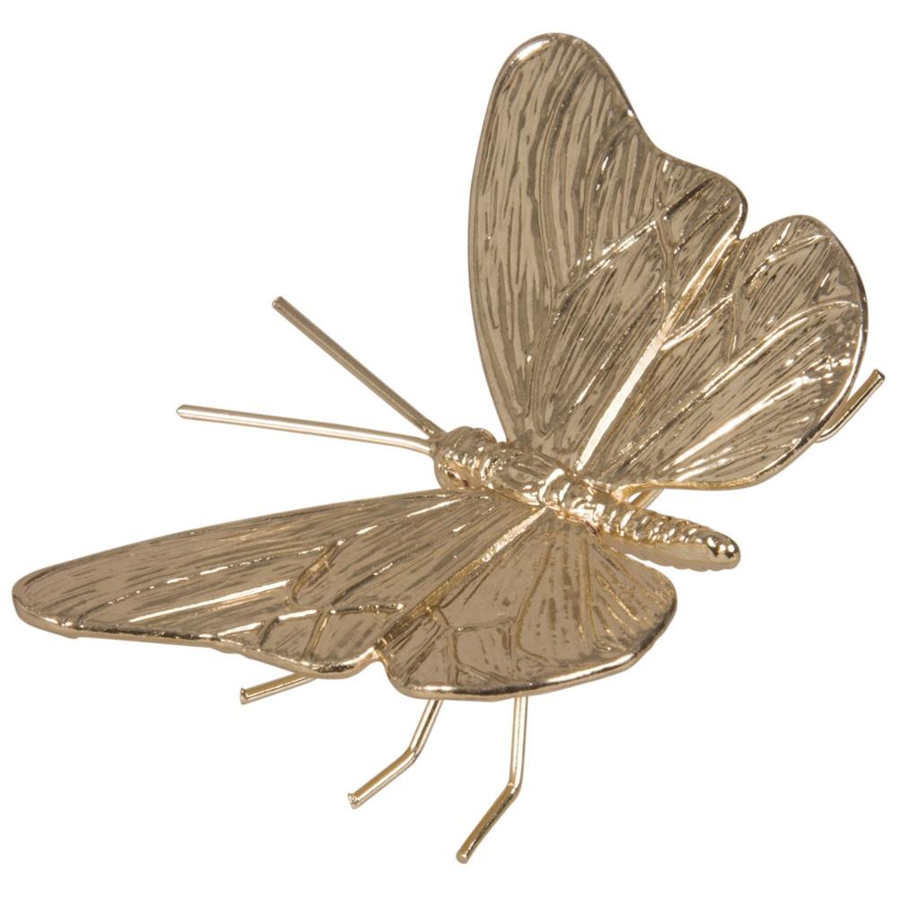decorar con bichos es tendencia mariposa
