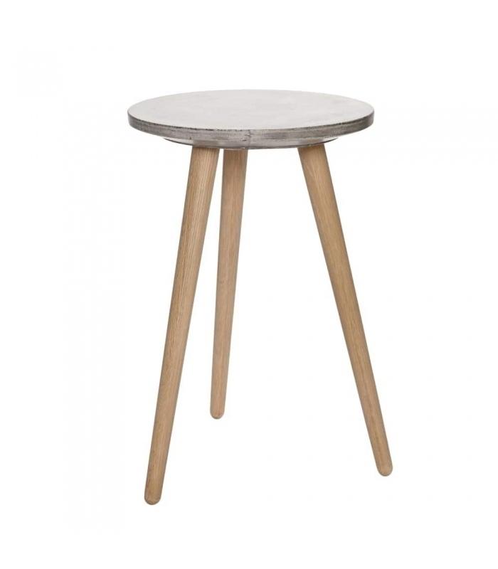 muebles nórdicos mesa auxiliar