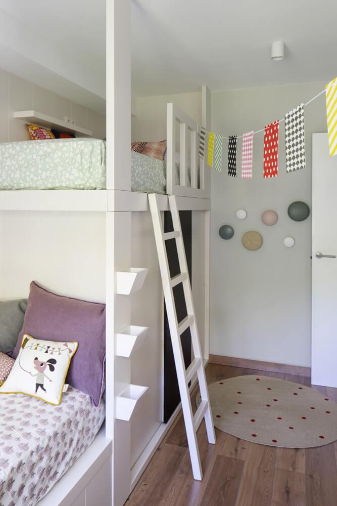 Home tour veraniego dormitorio infantil
