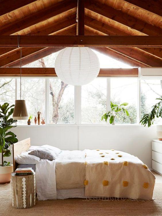 dormitorios de casas de verano