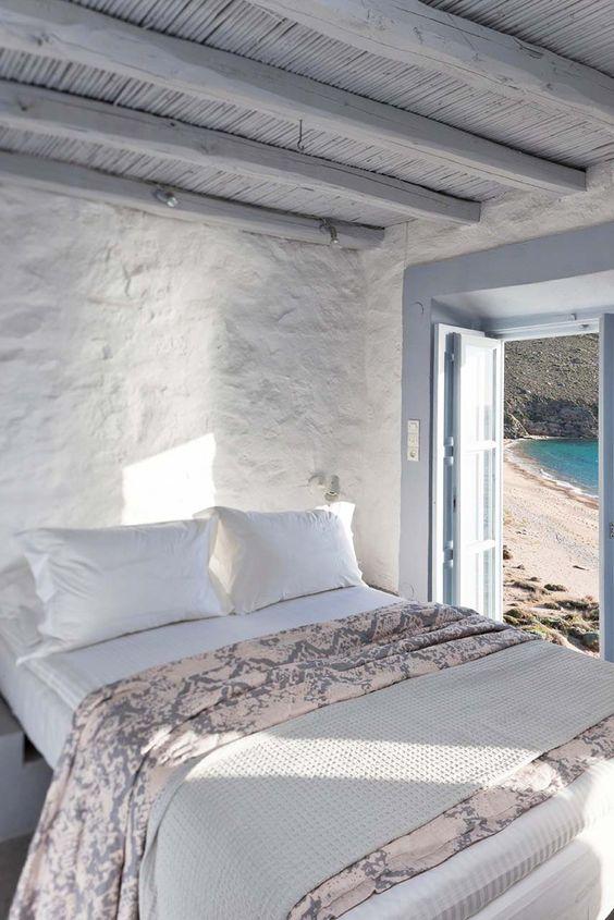 dormitorios de casas de verano de campo