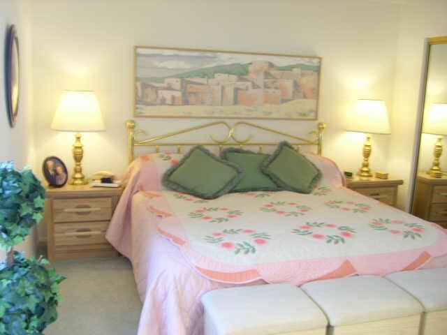 decoración viejuna dormitorio
