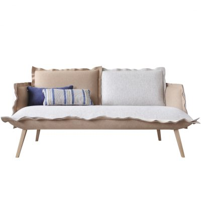 Diseño nórdico Ikonik Home sofá