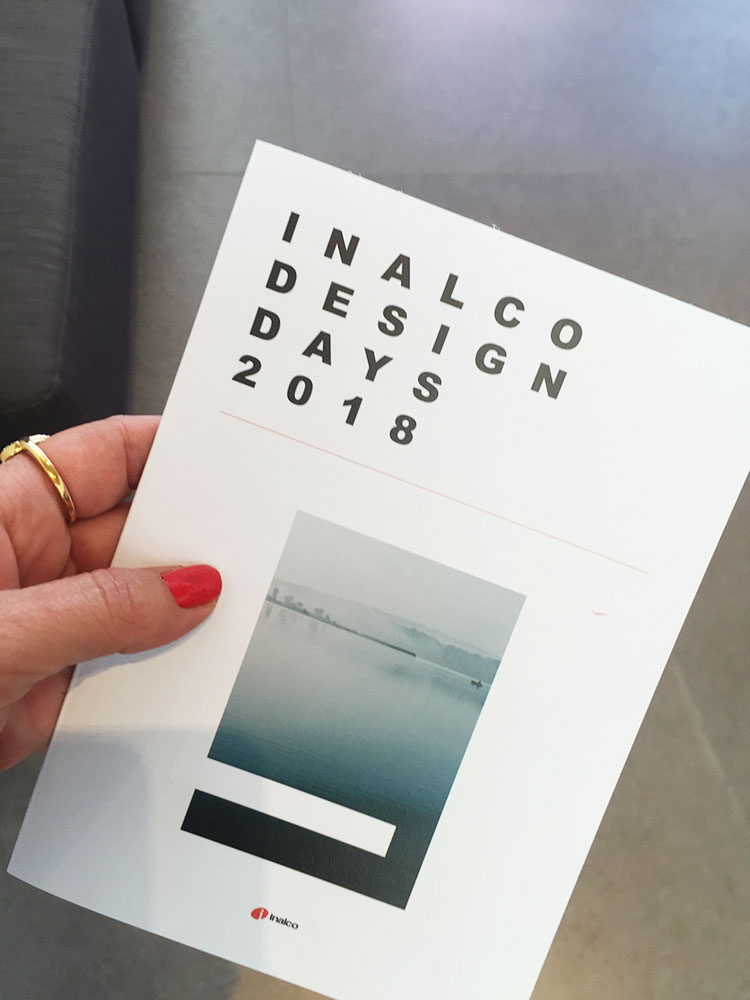 Inalco Design Days 2018