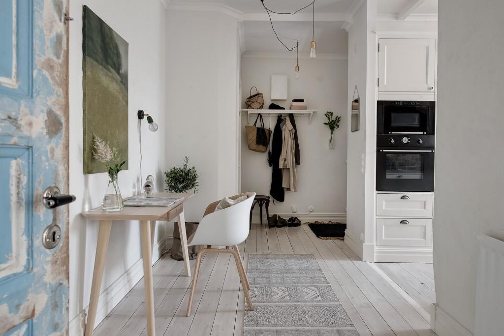 apartamento nórdico luminoso