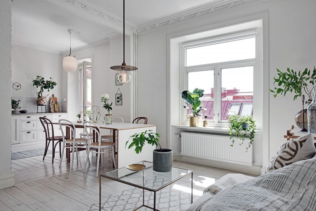 apartamento nórdico lowcost
