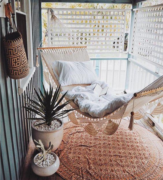 balcones de verano
