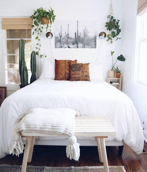 actualizar dormitorio banco pie de cama
