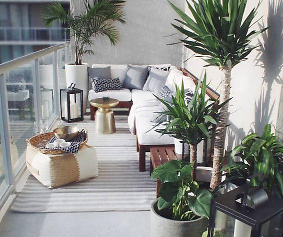 Inspiración balcones de verano