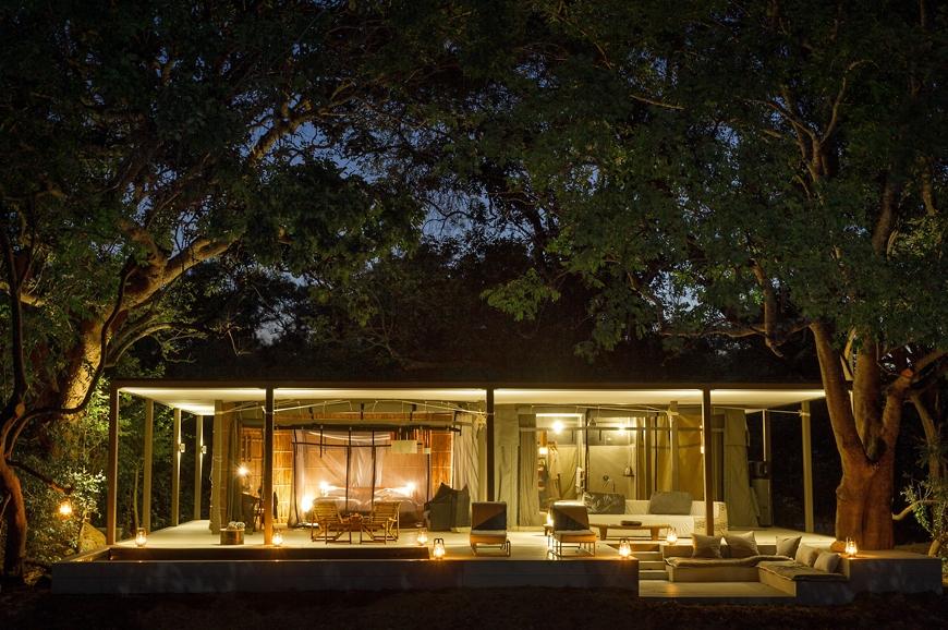 hoteles que nos inspiran al decorar en Africa