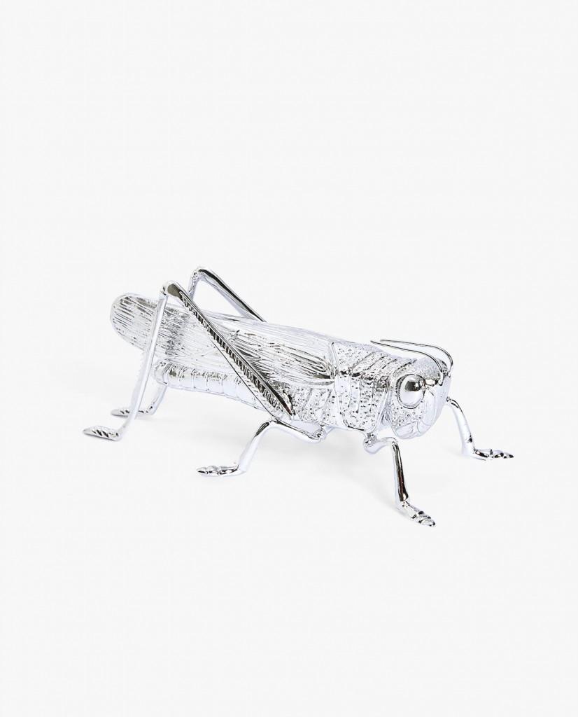 decoración otoño 2018 insectos