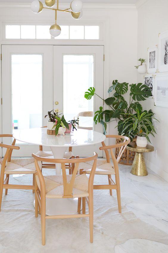 Mesa Tulip : Inspiración para decorar tu comedor - Nordic Treats