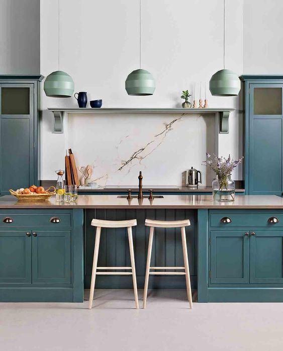 tendencias en decoración para Otoño 2018 en cocinas