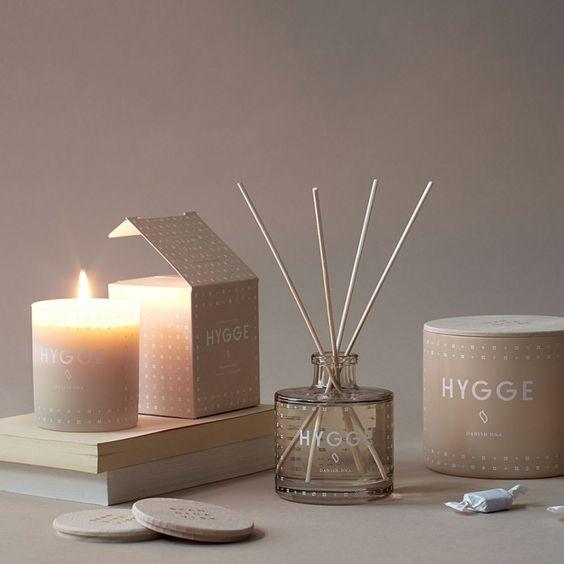 decoración otoñal aromas