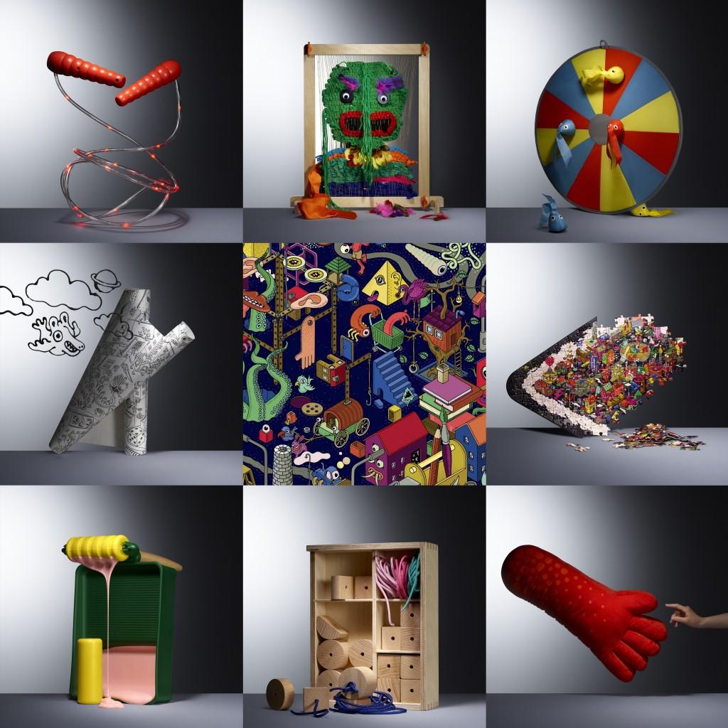 Novedades de Ikea en Octubre LUSTIGT