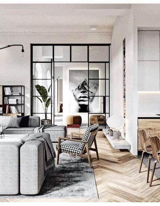 simplificar decoración salón