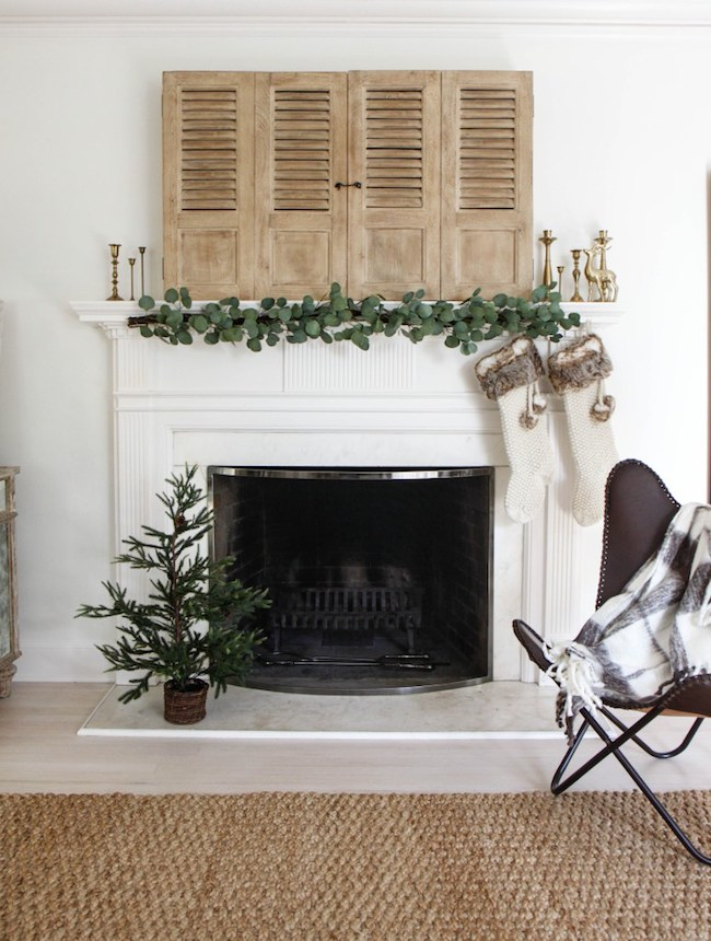 Home Tour decoración navideña
