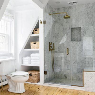 Tendencias en baños 2019