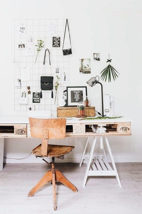 decorar zona de trabajo personal