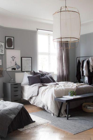 dormitorio de invitados mesita de noche