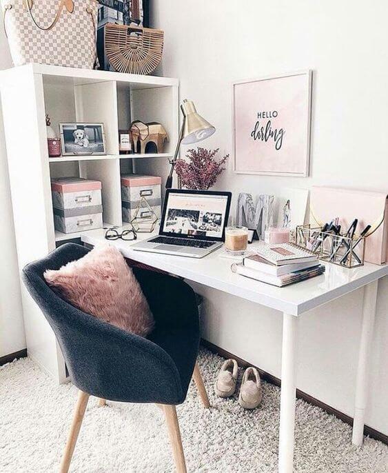 decorar tu zona de trabajo asientos