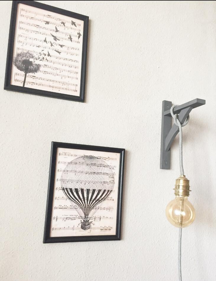 decorar tu zona de trabajo iluminación