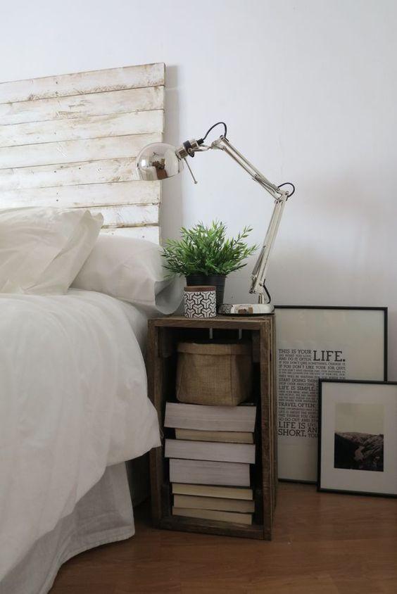 dormitorio de invitados low cost