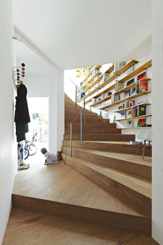 decorar escaleras de interior