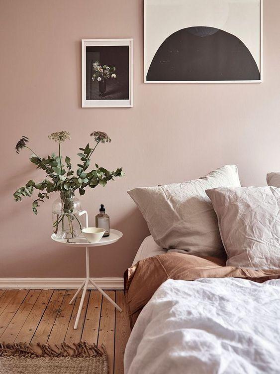 trucos para elegir el color de tus paredes