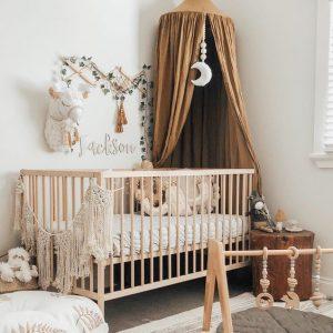 tendencias nórdicas en dormitorios infantiles