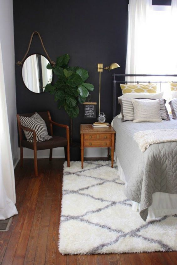 decorar un dormitorio nórdico