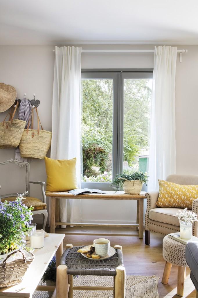 decoración casa de verano