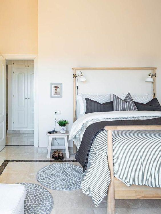 Proyecto: un dormitorio individual, práctico y ordenado