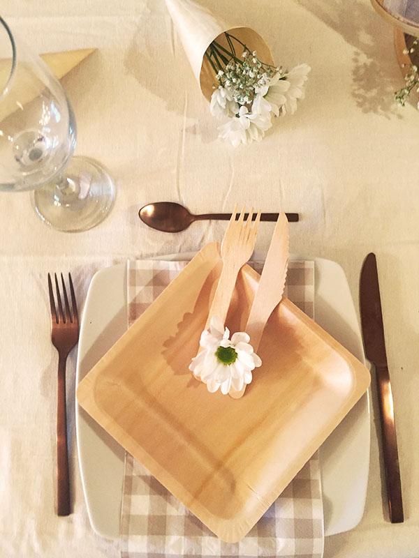 mesa primaveral