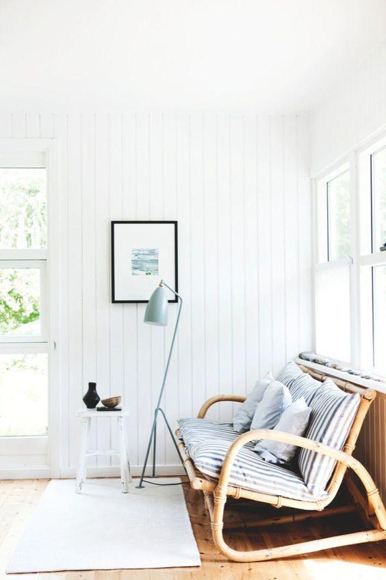 decorar una casa de verano