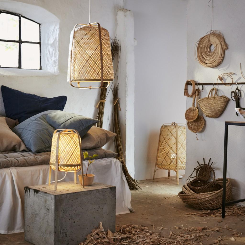 lámpara knixhult de Ikea