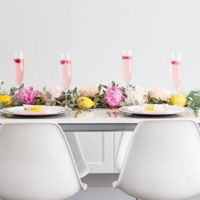 mesas de verano