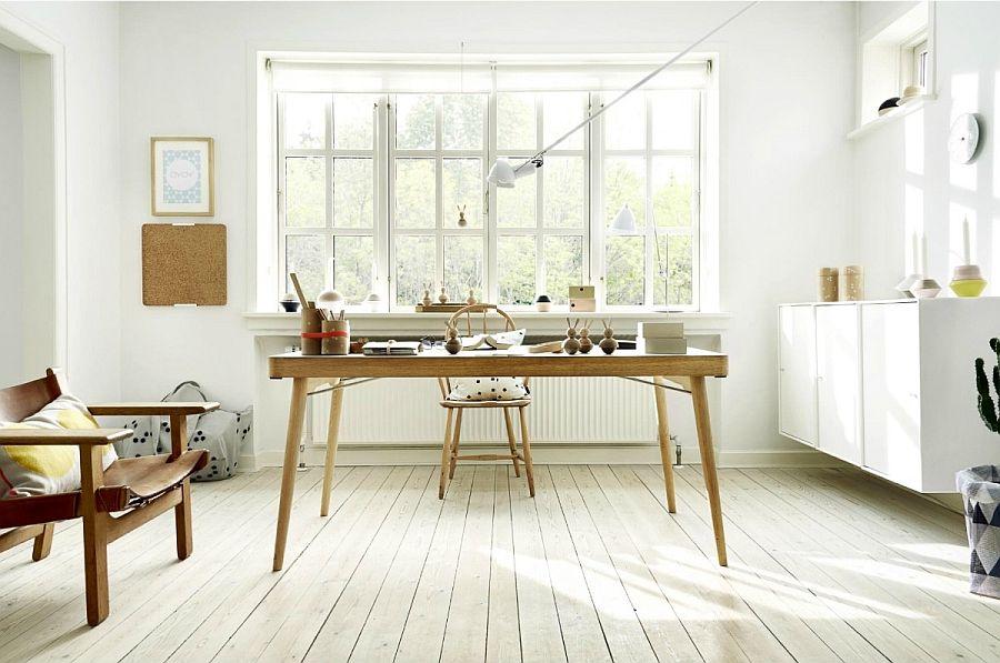 zona de oficina minimal