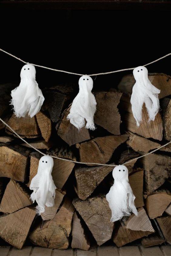 Halloween minimalista