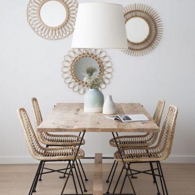 sillas de ratán